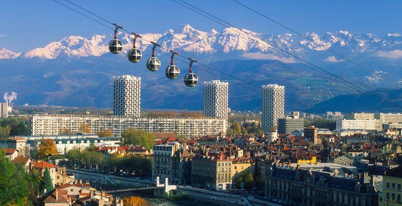Grenoble, une ville à la pointe