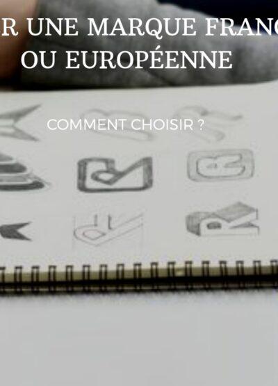 Déposer une marque à l'INPI ou à l'EUIPO ?