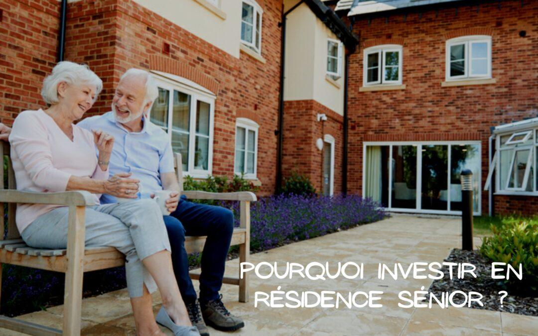 Investir en résidence sénior pour une rentabilité sur le long terme