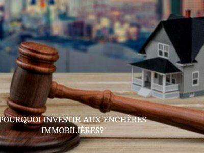Investir aux enchères immobilières pour une rentabilité garantie