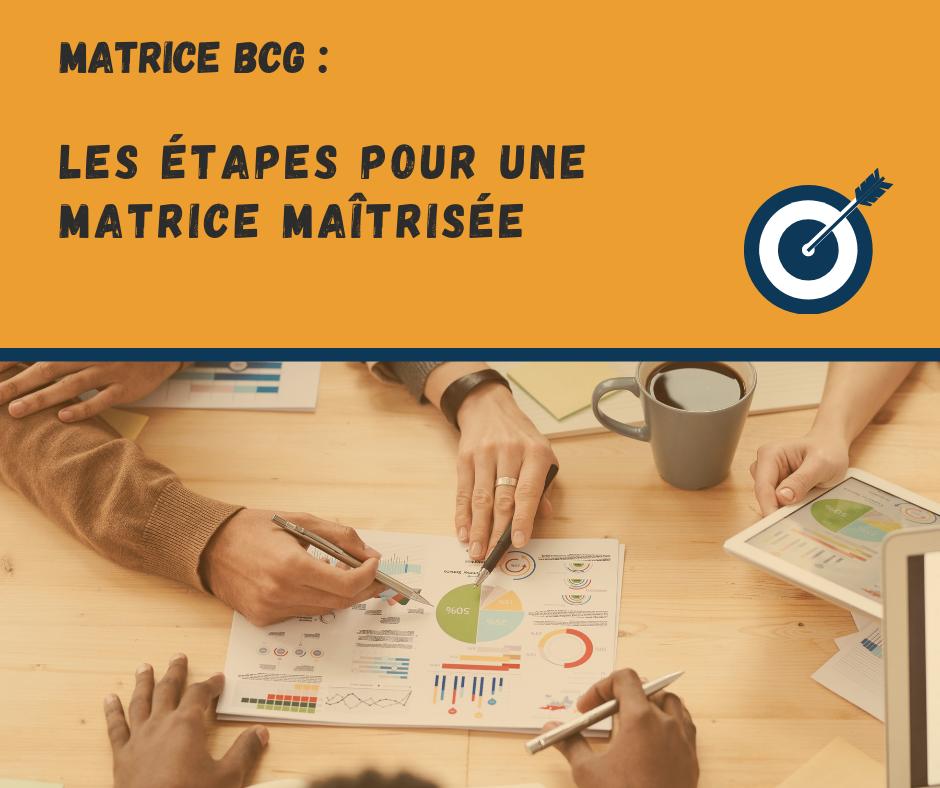 matrice bcg exemple