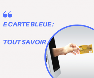 e carte bleue
