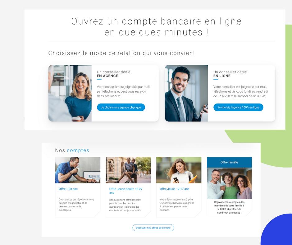 Ouvrir un compte bredconnect