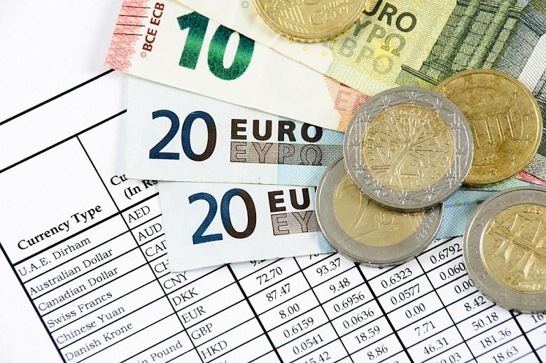 billet d'euro